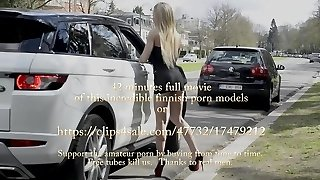 Angie Lee, high heels Louboutin hooker