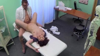 FakeHospital Physician solves patient depression through blow-job sex and fucking