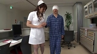 Shiori Kamisaki in Nasty Erotic Nurse part 2