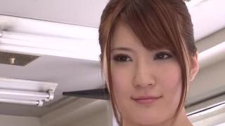 JAV star Momoka Nishina nudist college teacher HD Subtitled
