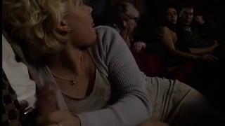 Watchers Tearing Up in Cinema by TROC