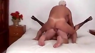 Bisex Mature Couple and Homie
