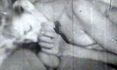Vintage fuckers banging pussy