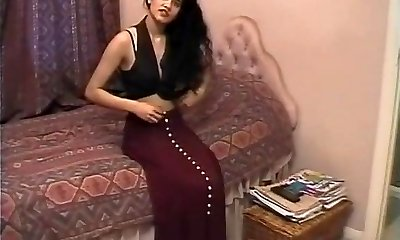 British Indian Nymph Shabana Kausar Retro Porno