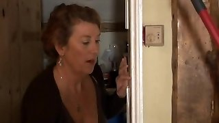 Fucking Housemaid When Mom Is Away