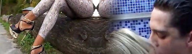 Hottest homemade Outdoor, Fetish adult video