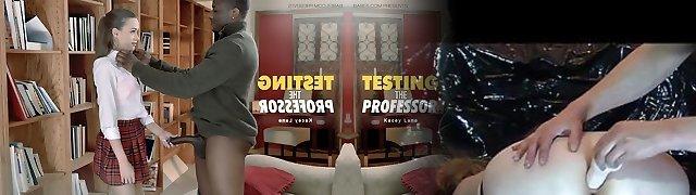 Kacey Lane in Testing the Professor - BlackisBetter