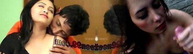 Lovely indian ramance and chuda chudi - teen99*com