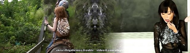 Impressive pornstar Emma Evins in Greatest Hairy, POV adult video