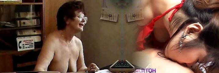 Nudist Office - Two