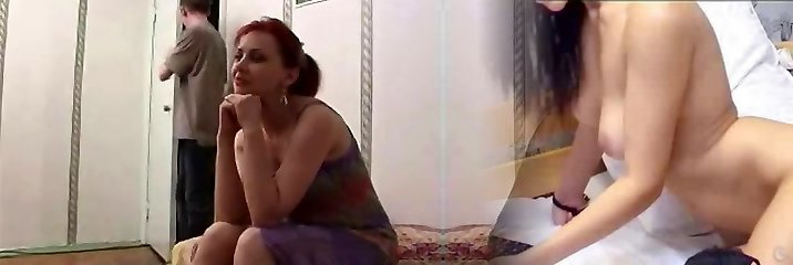 Russian mature mom and a acquaintance of her son! Inexperienced!