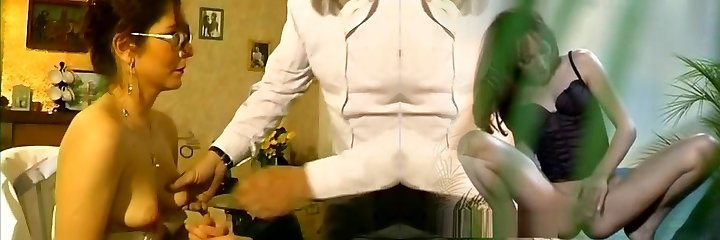 Super-steamy mom fucked by her old neighbor - Telsev