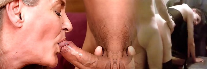 Big ass grand mommy rides rigid cock