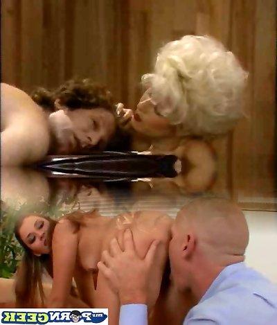 Nia, Lois, and Paul-Gym Tear Up