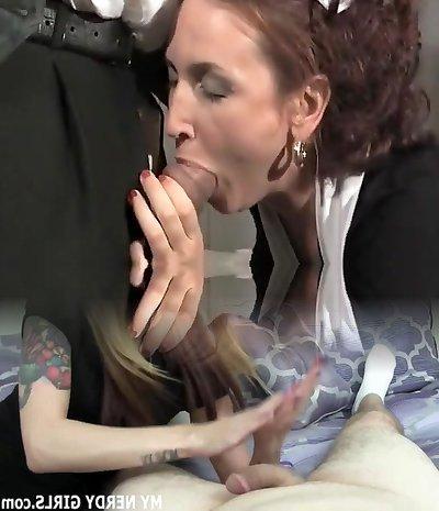 Finest Brunette, Natural Tits sex clip