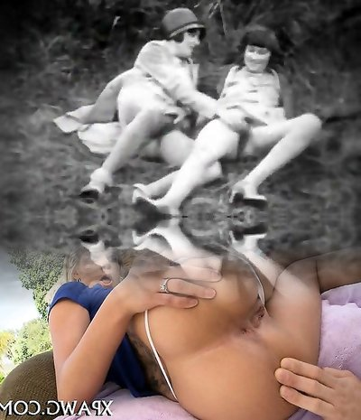 Teenager Beauty and Her Perverted Nanny (1920s Antique)