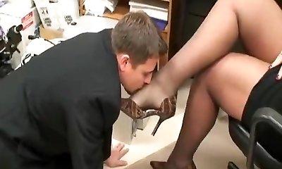 Clips nylon porn Free Milf