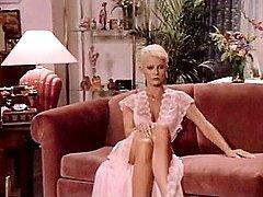 Platinum blonde goddess of classic porn Seka