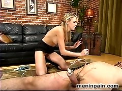 Aiden takes. She never asks. She gags him, ties him, electrocutes him and fucks his wanna-be...