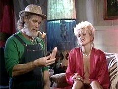 Hillbilly shagging a blonde
