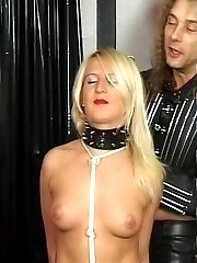 With Gina Blonde in the Dungeon I