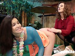 Cherry Torn is cruising cute bartender Eden Sin hard. Luckily Eden is a huge slut and very...