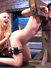 When Charlotte Sartre knocks on Lorelei Lees house for a Halloween treat, she encounters more...