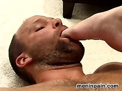 Meninpain welcomes new Dominatrix, Aiden Starr, who punishes Her submissive for keeping Her...