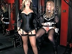 Chastised & Caged Maid Pt2