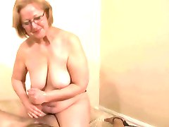 Mrs. Watson's Nude Jack Off