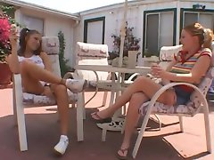 Jackie Moore and midget
