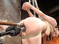 Gabriella is a feisty little brat that likes to see what she can get away with. Once in bondage,...