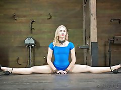 Sarah Jane Ceylon arrived in a pretty blue outfit and perfect, unblemished skin. Our little...