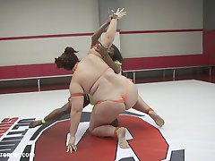 Kelli Provocateur and Mimosa were too big and strong to be in the rookie cup tournament so we...