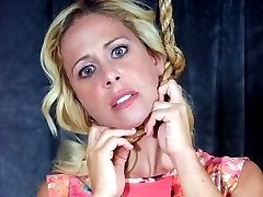 Compromises is an Intersec Studios scripted feature presentation about the pleasure that comes from pushing the limits of what is taboo. Cherie DeVille portrays just another pretentious model who thinks she is too good for the world. She agreed to do a shoot with PD but has the unmitigated gall to try to make demands of him. He is going to teach her where her place is.