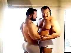 Erotic Gay Bear Photo Shoot