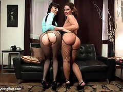 Savannah Fox takes her anal game to the ultimate level with Dana DeArmond working her magic!...