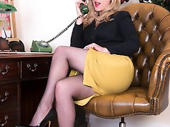 You are ready to do business, just needs an offer from Aston to swing it...so she puts herself...