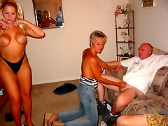 MILF gangbangs, bukkake, interracial, wife swapping, cuckolding, RealTampaSwingers.com