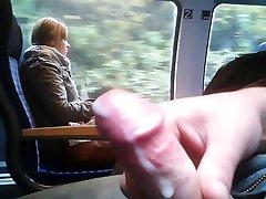Train Masturbation for a nice teen girl 2
