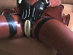 Latex clips