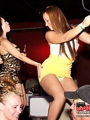 Dancing girls upskirts pics