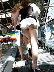 Oops voyeur upskirt pictures of sexy unaware girls