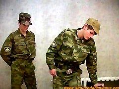 russ army exam