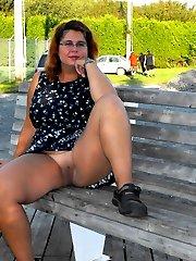 Nextdoor wives exposed naked