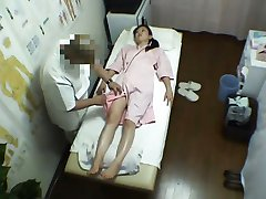 Spycam in Massage Room Woman fucked Part 1