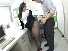 Japanese office girl drives me crazy.flv