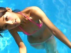 Remu Sasahara - pool