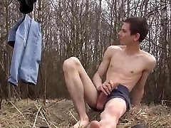 Teen fucked in the ass for the first time