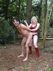 Pegged In The Woods